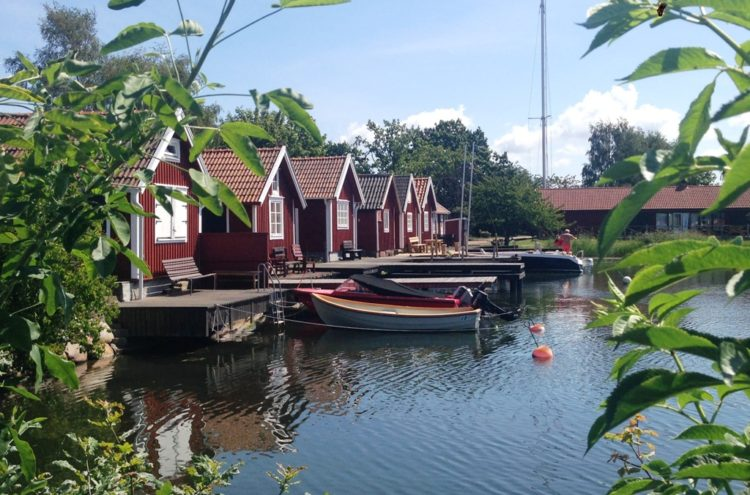 Huse i Kalmar