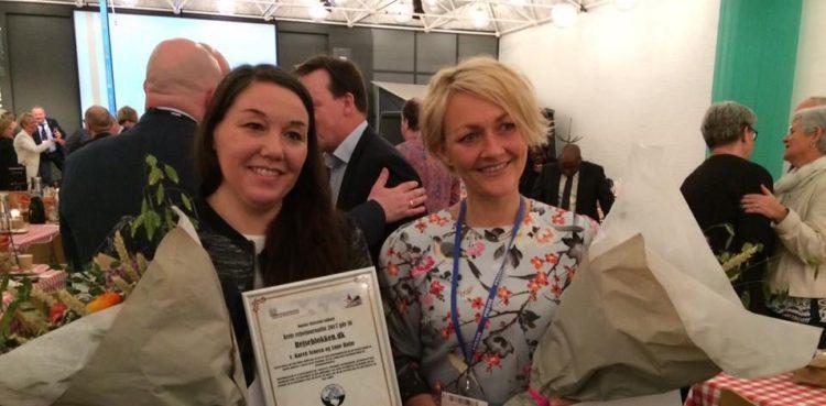 Årets rejsejournalist 2017 - Lone Holm og Karen Seneca fra Rejseblokken