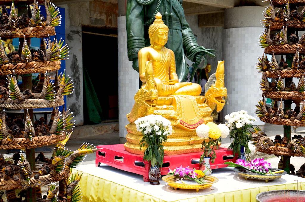 Buddhafigur i Phuket