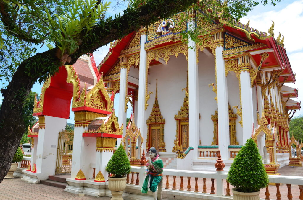 Wat Chalong-templerne