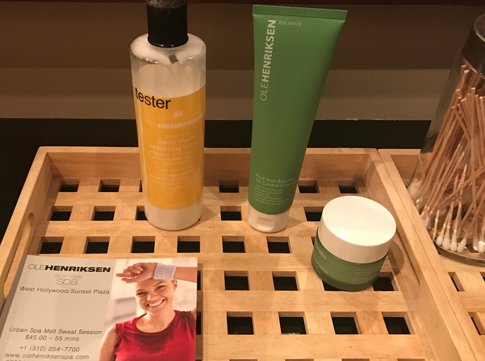 Produkter fra Ole Henriksen