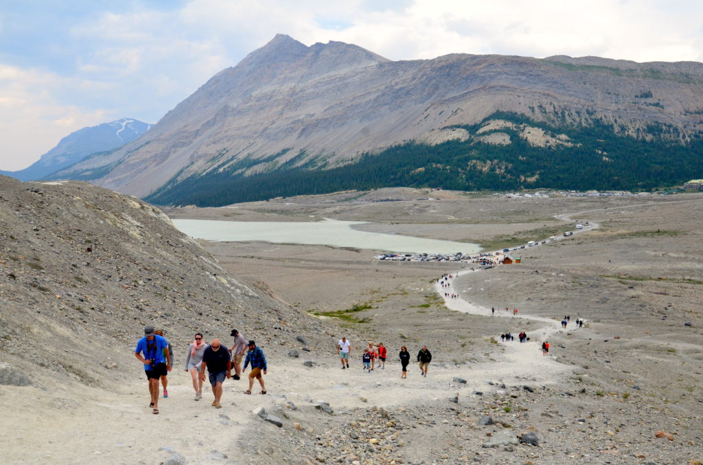 Columbia Icefields Canada