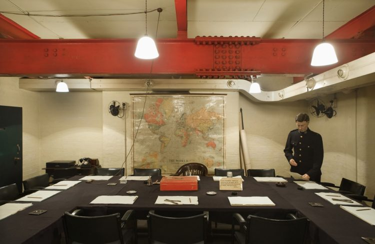 Cabinet Room at CWR