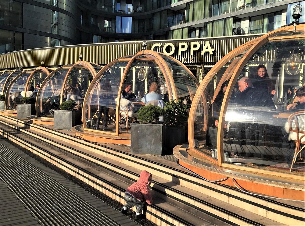 Coppa ved Themsen