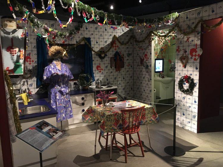 Gertruds sands køkken fra The Julekalender