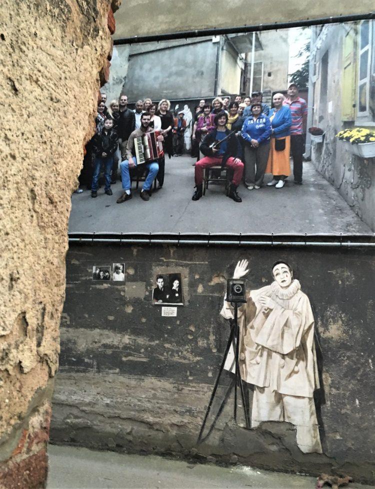 Street art i Kaunas