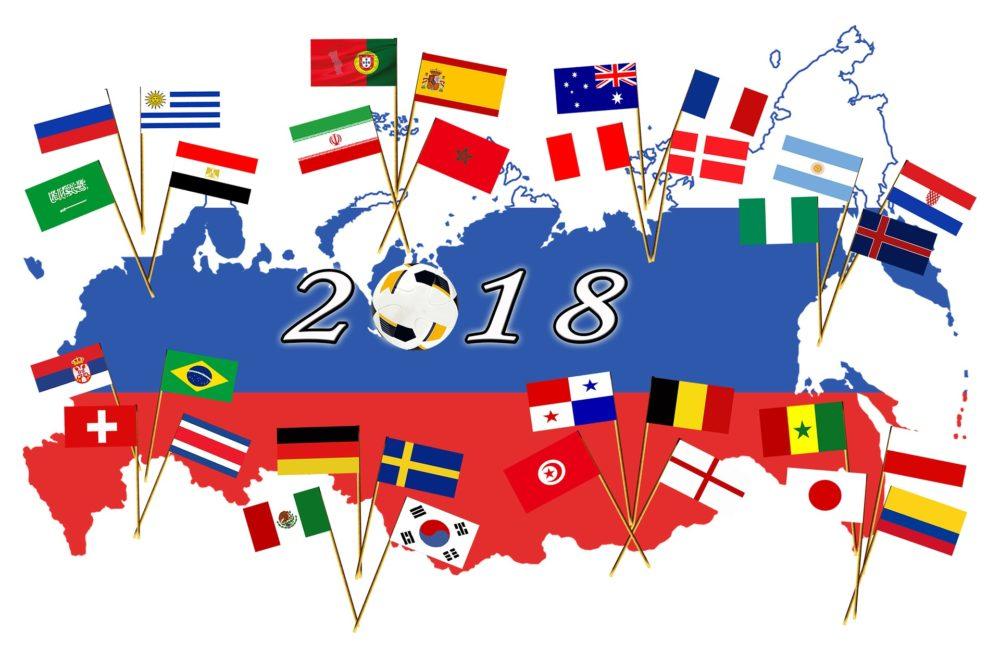 Fodbold VM i Rusland