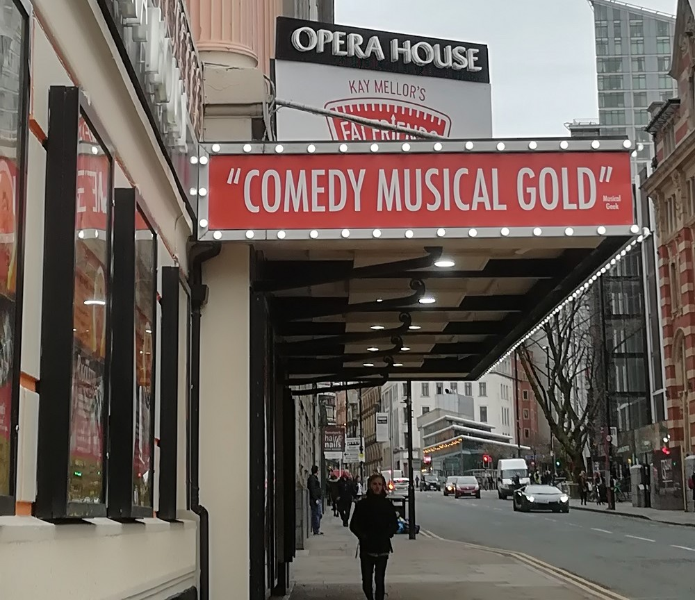 Opera House i Manchester