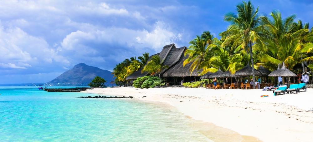 Mauritius bungalow