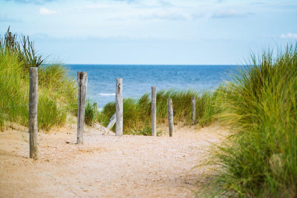 Gode strande i Danmark