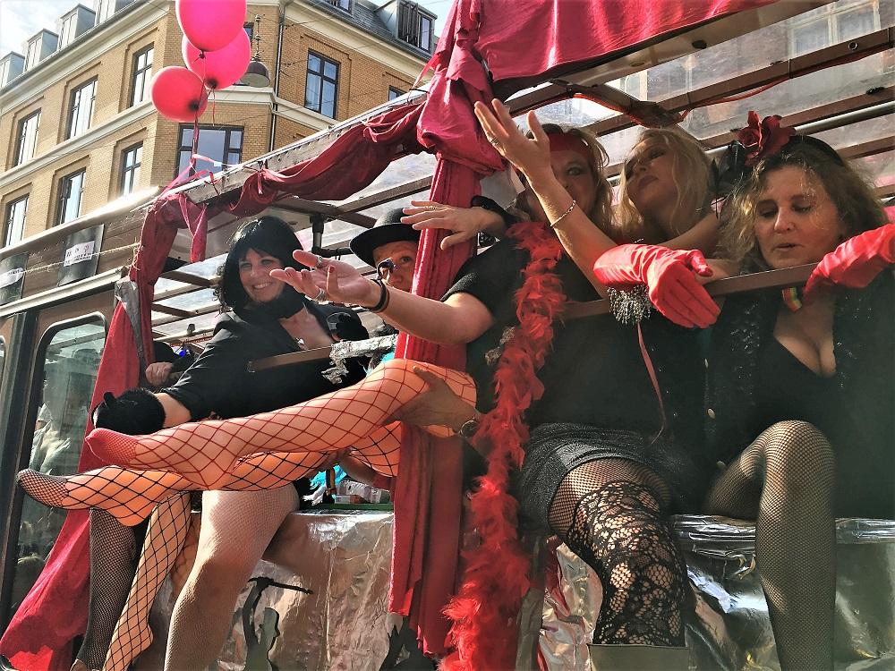 Copenhagen Pride 2018 © Karen Seneca