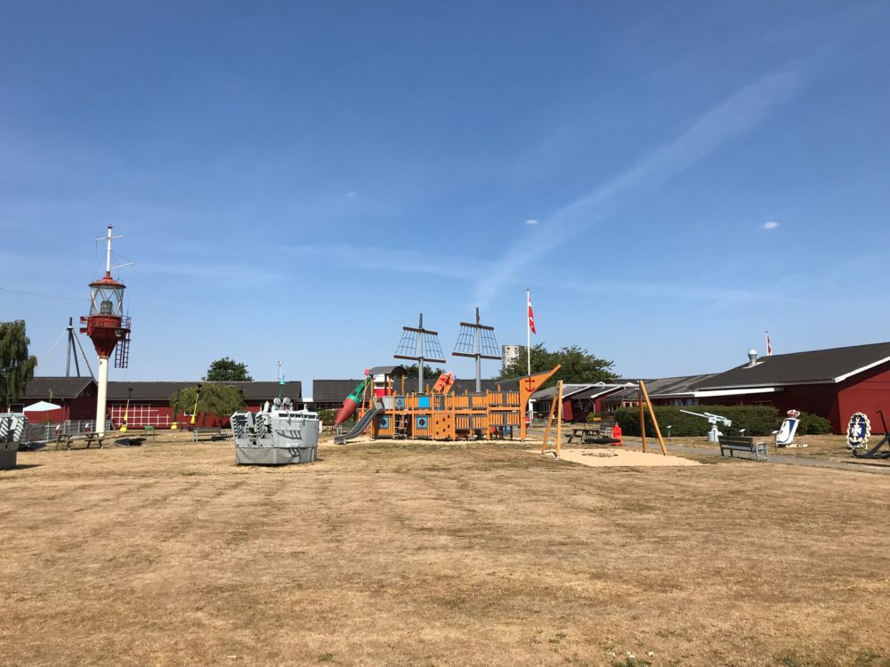 Maritimt oplevelsescenter i Aalborg