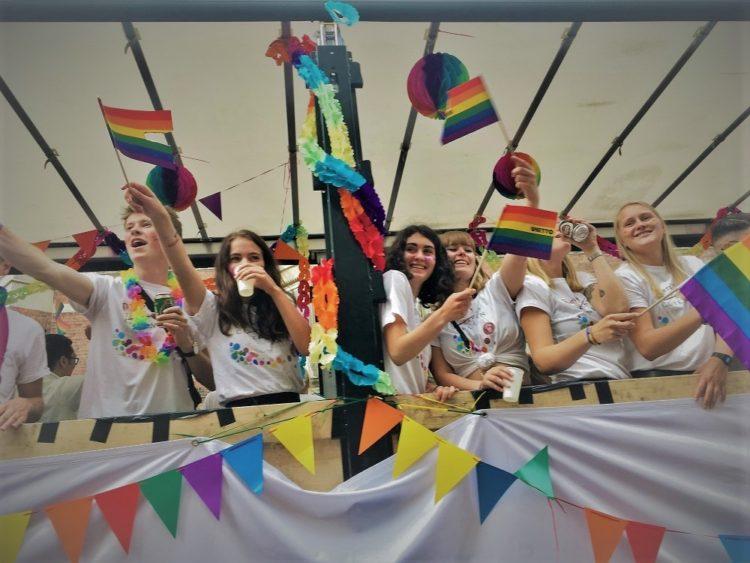 LBGT Ungdom til Copenhagen Pride 2018
