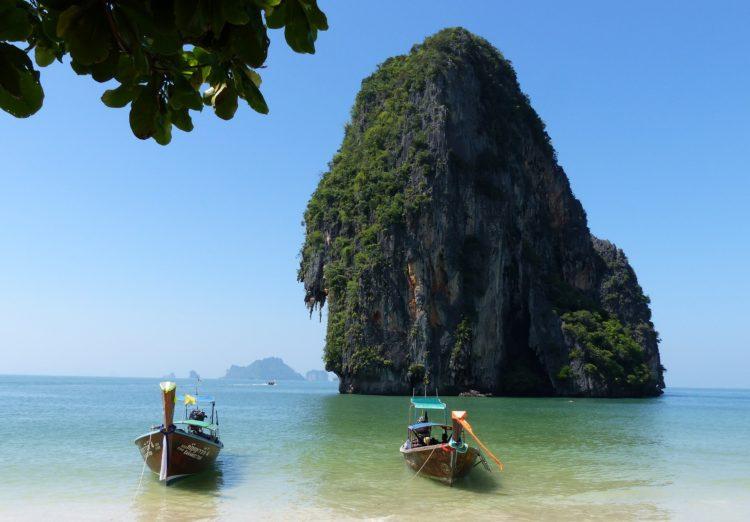 Rejse til Thailand
