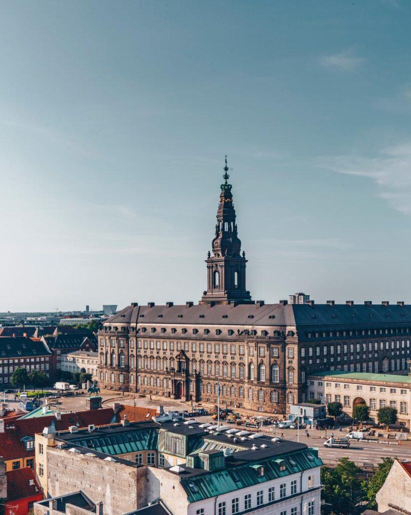 Christiansborg Tårnet er gratis at besøge
