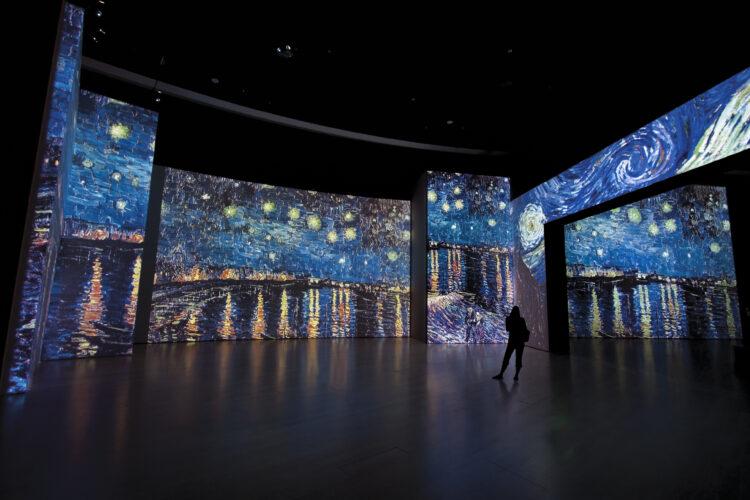 Van Gogh udstilling i Sverige