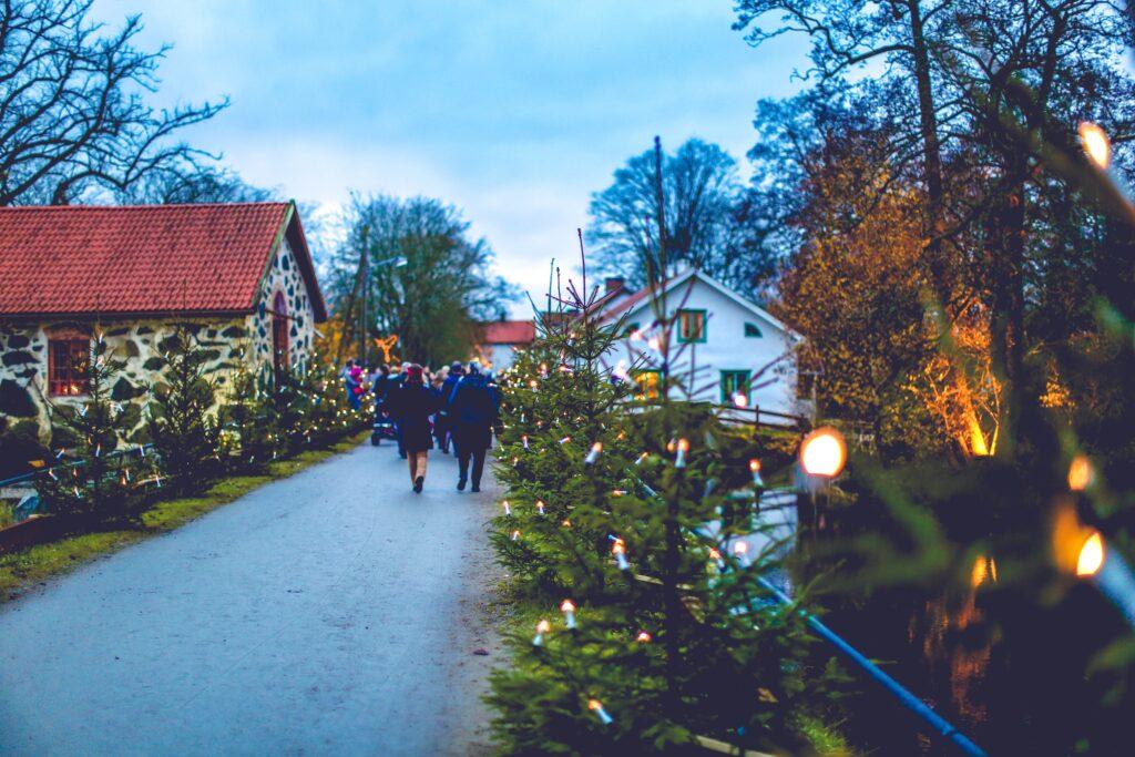 Julemarked i Sverige