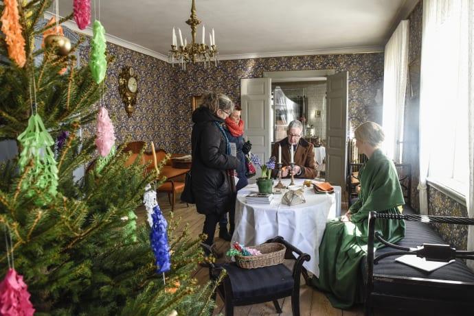 Julemarked i Malmø
