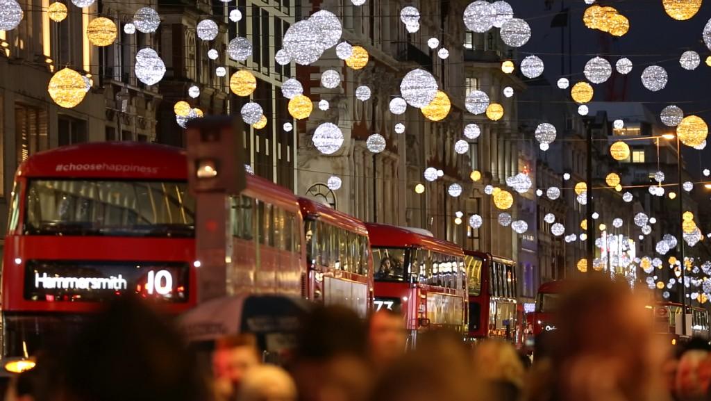 Julemarked i London