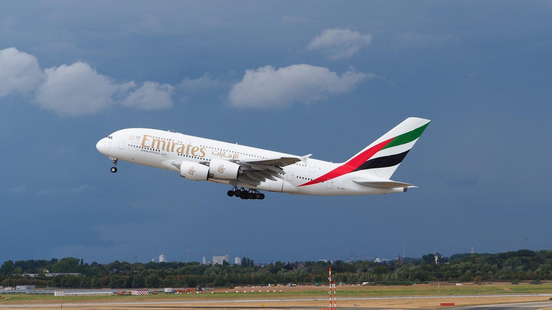 Verdens største fly er en Airbus A380