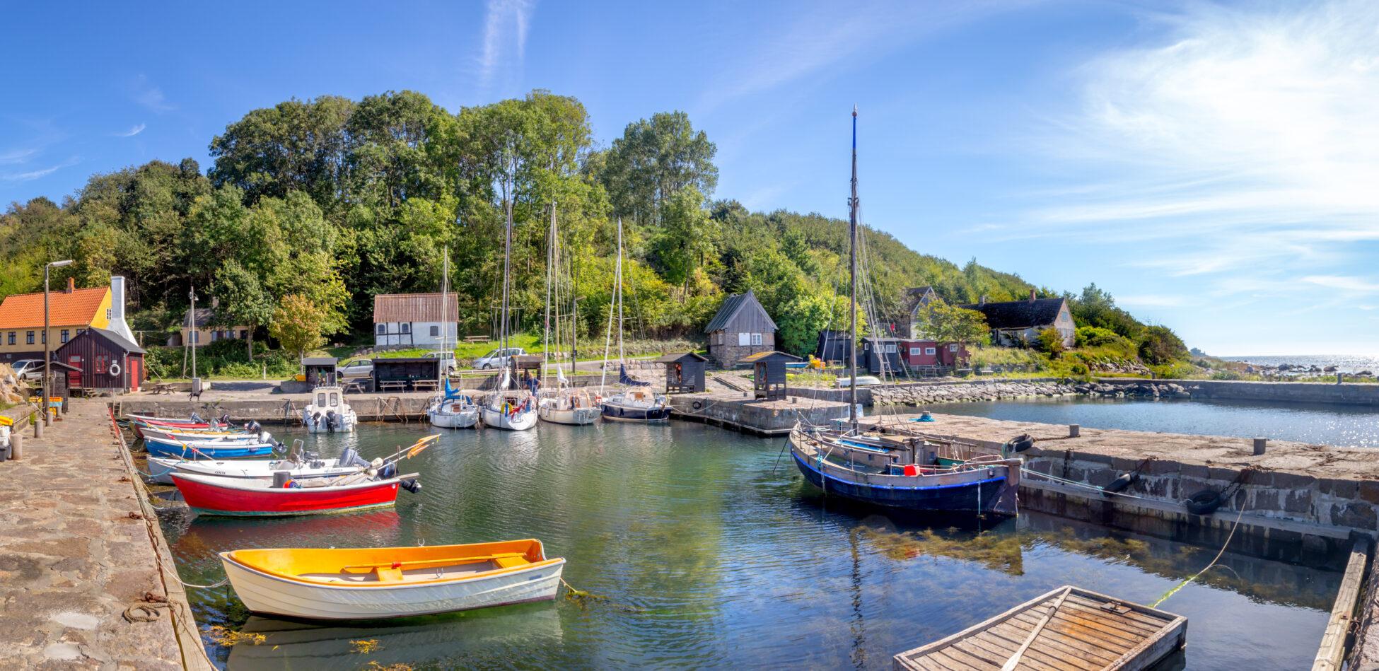 Hemmelige steder på Bornholm
